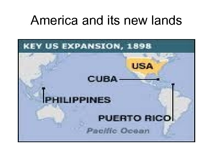 America and its new lands