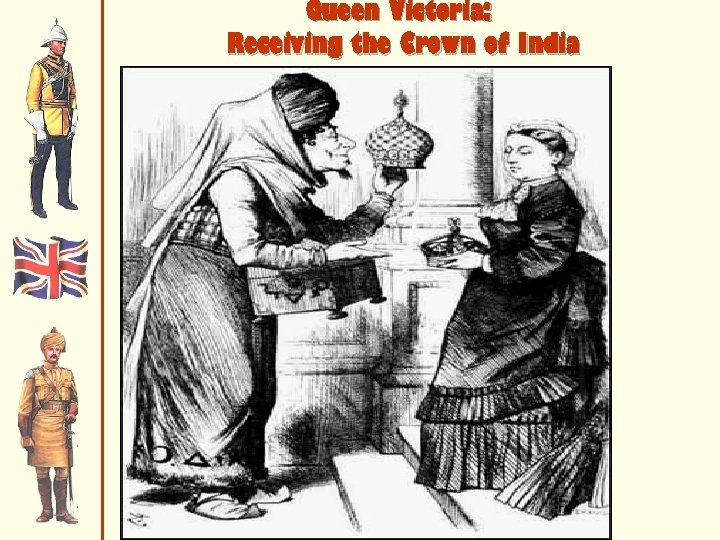Queen Victoria: Receiving the Crown of India