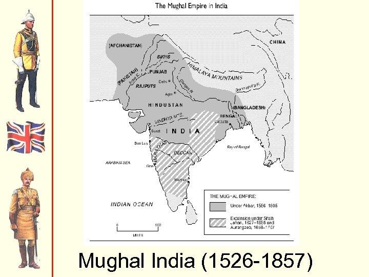 Mughal India (1526 -1857)