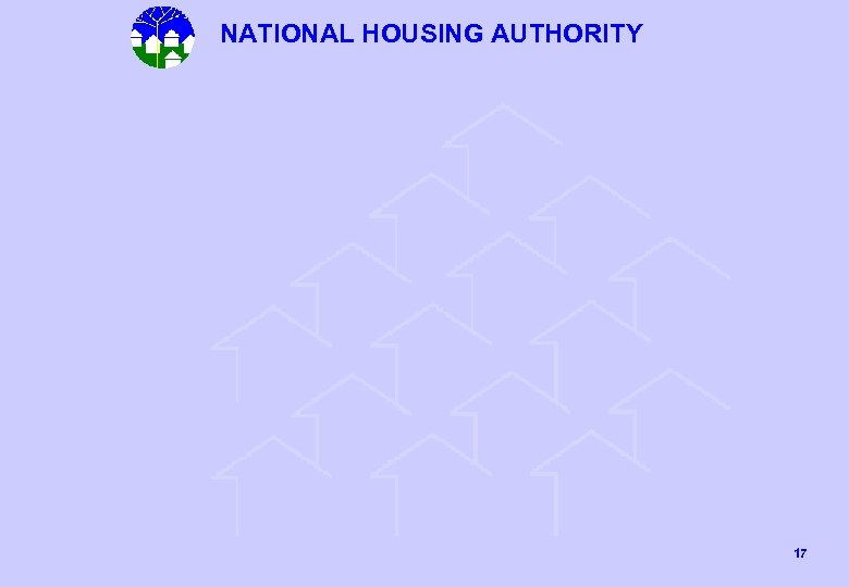 NATIONAL HOUSING AUTHORITY 17