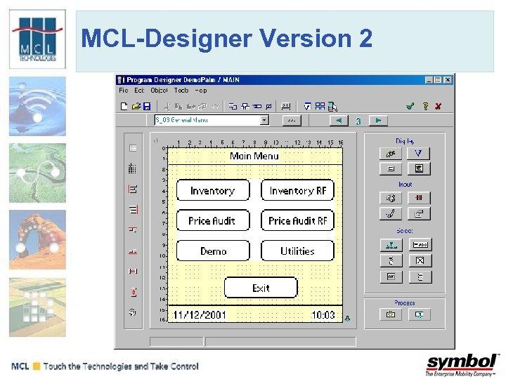 MCL-Designer Version 2