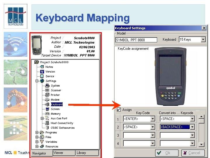 Keyboard Mapping