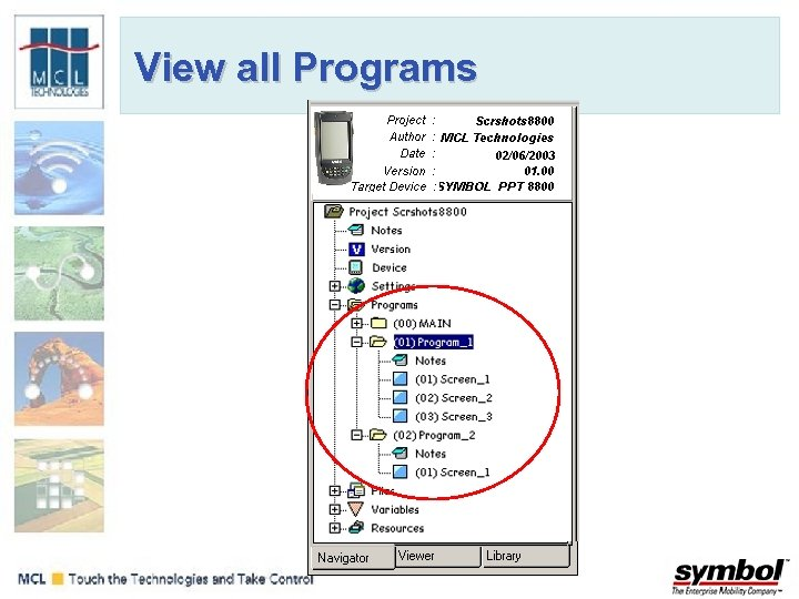 View all Programs