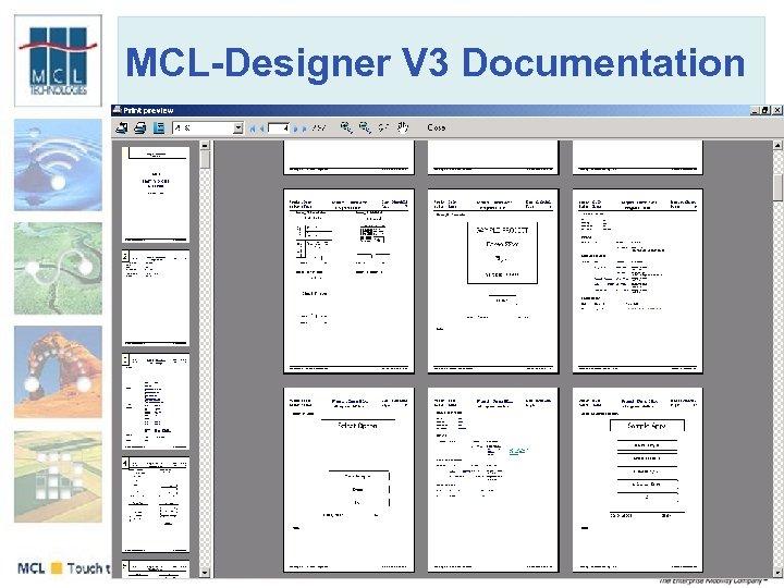 MCL-Designer V 3 Documentation