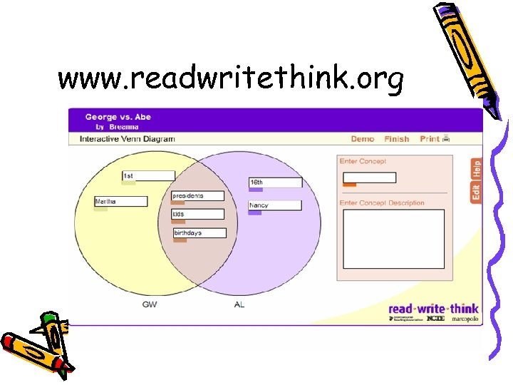 www. readwritethink. org