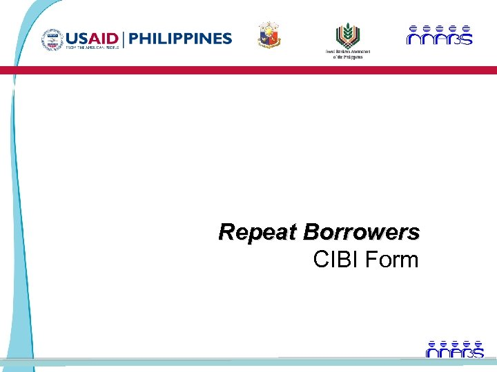 Repeat Borrowers CIBI Form