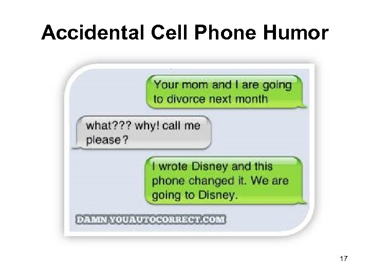 Accidental Cell Phone Humor 17