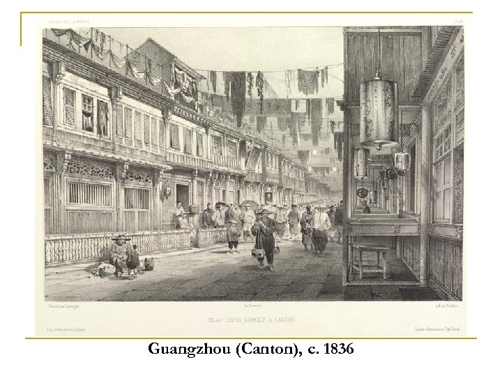 Guangzhou (Canton), c. 1836
