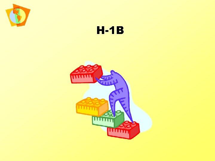 H-1 B