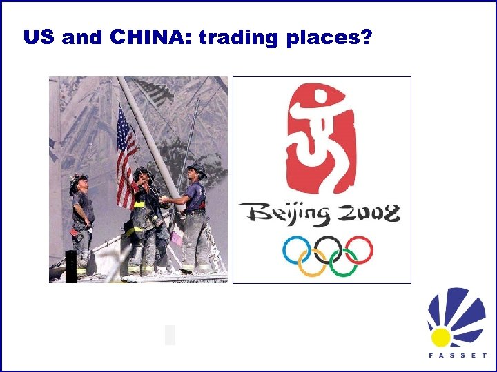 US and CHINA: trading places?