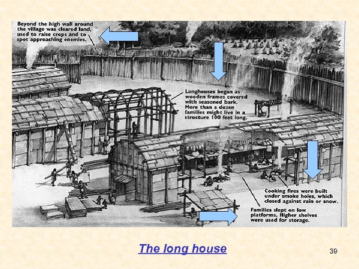 The long house 39
