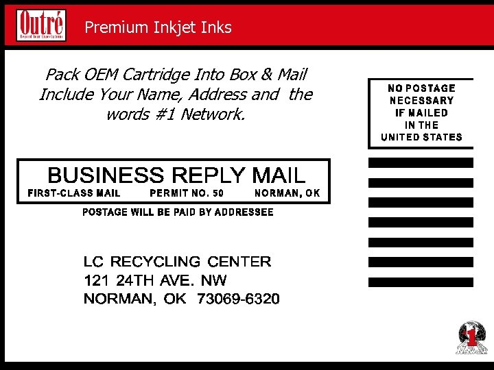 Premium Inkjet Proofing Media Premium Inkjet Inks Pack OEM Cartridge Into Box & Mail