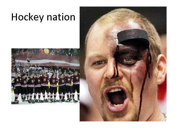 Hockey nation
