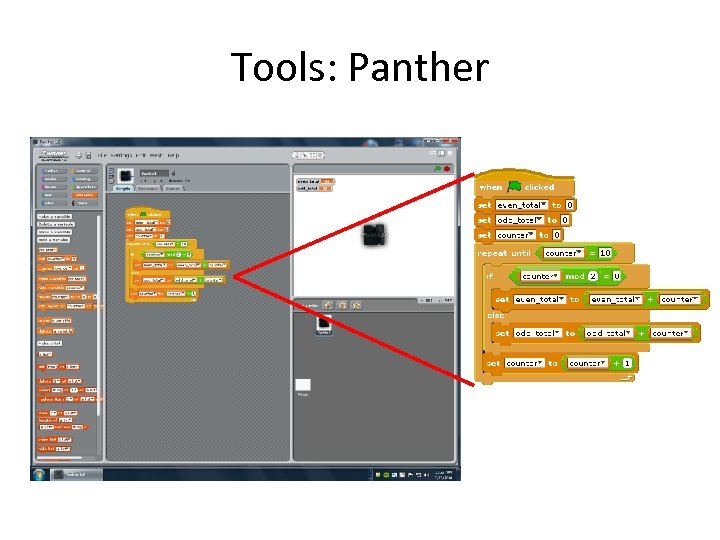 Tools: Panther
