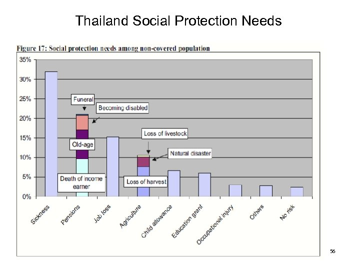 Thailand Social Protection Needs 56