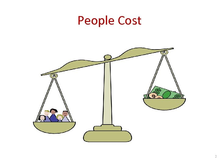 People Cost 2