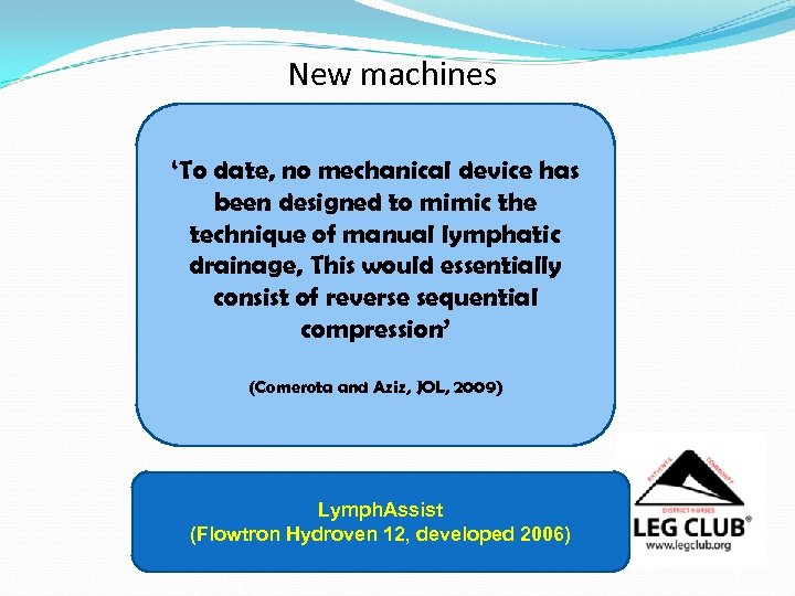 New machines 'To date, no mechanical device has been designed to mimic the technique