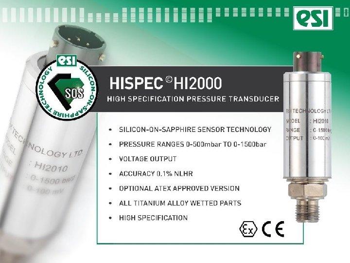HI 2000 high spec