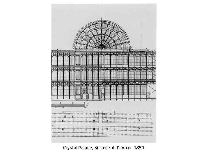 Crystal Palace, Sir Joseph Paxton, 1851