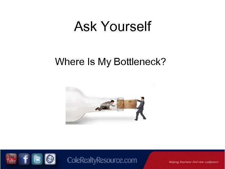 Ask Yourself Where Is My Bottleneck? 3