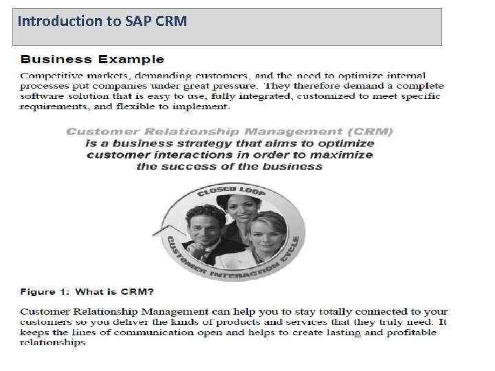 Introduction to SAP CRM Model View Controller in Web. Client BSPS *. DO