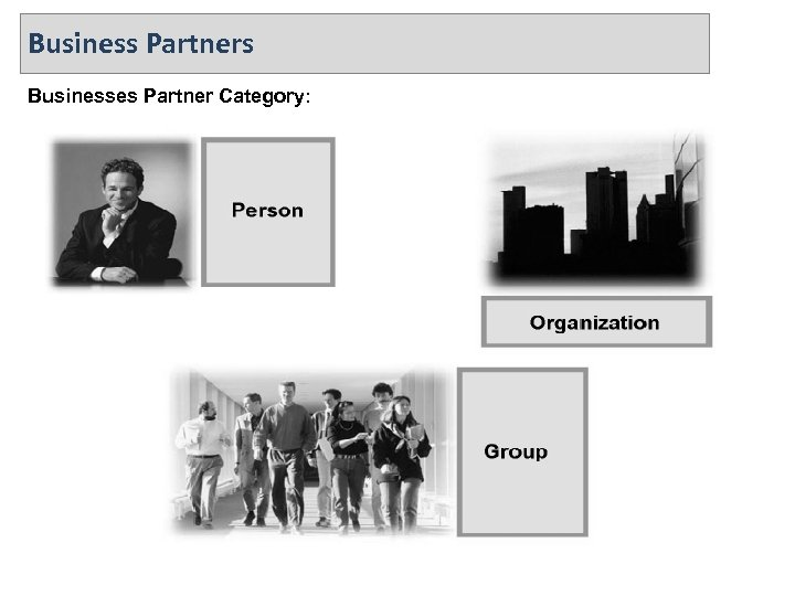 Business Partners Businesses Partner Category: