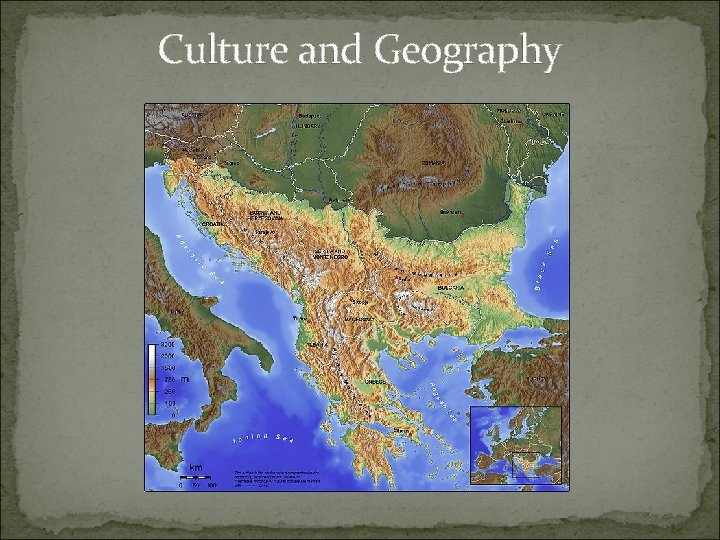 Culture and Geography