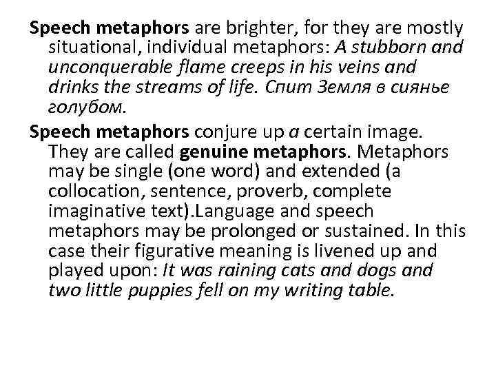 strategies of translating metaphors in foreign A cognitive approach and the translation strategies used  cognitive models about translating metaphors will be  (as different types of metaphors) in a foreign.