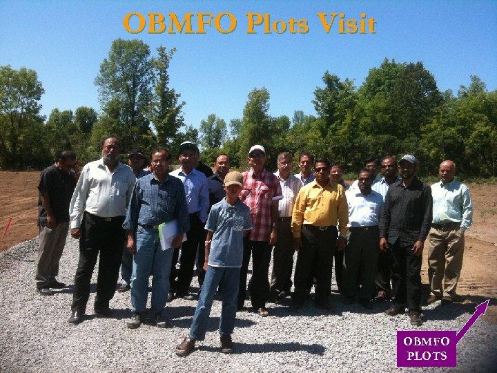 OBMFO Plots Visit OBMFO PLOTS
