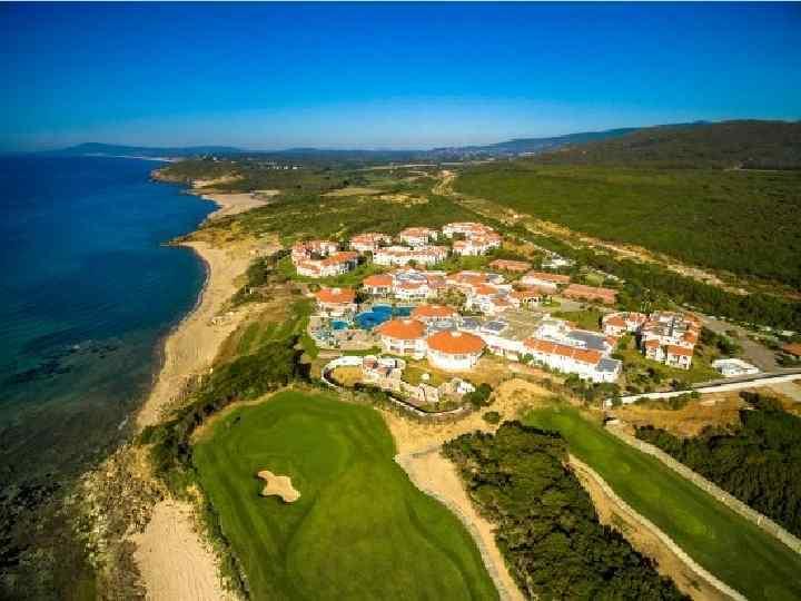 Лечебный курорт Табарка В отличии от других лечебных курортов Туниса, Табарка может похвастаться не