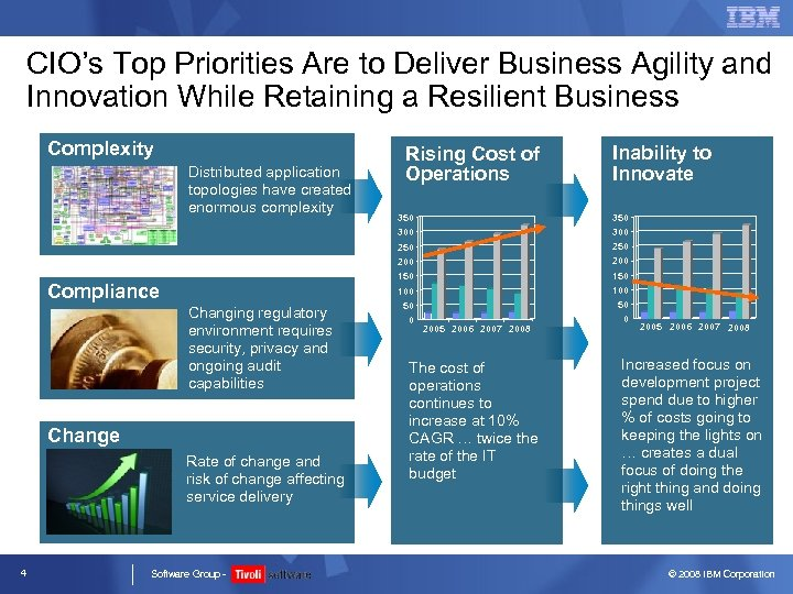 CIO's Top Priorities Are to Deliver Business Agility and Innovation While Retaining a Resilient