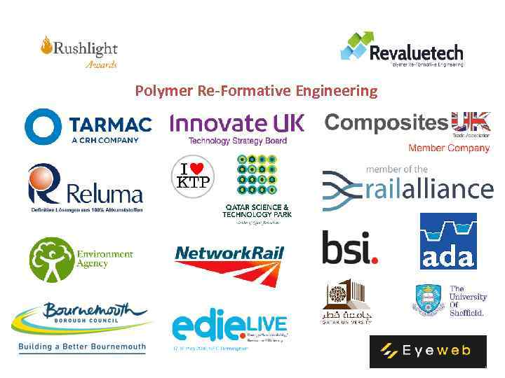 Polymer Re-Formative Engineering