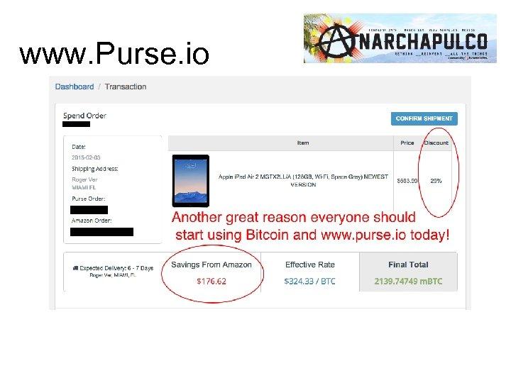 www. Purse. io