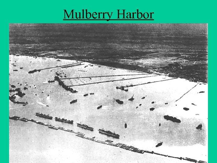 Mulberry Harbor