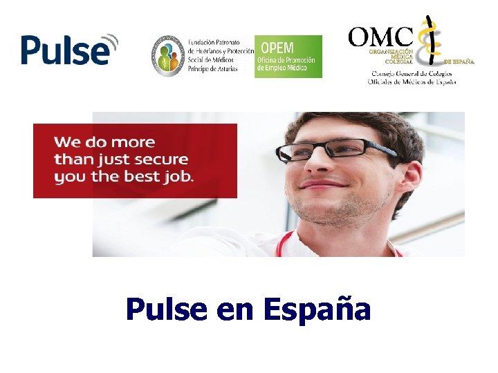 Pulse en España