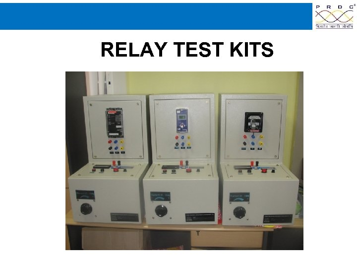 RELAY TEST KITS
