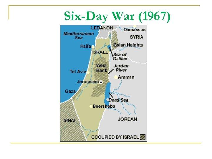 Six-Day War (1967)