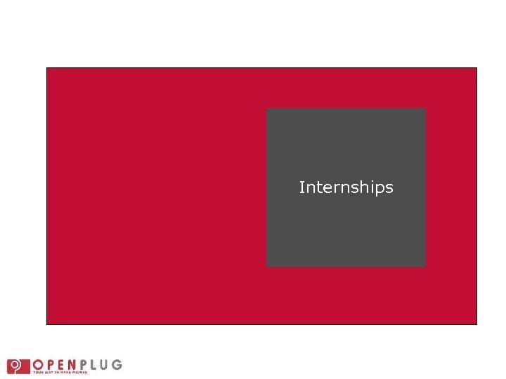 Internships Open-Plug Confidential & Proprietary 33