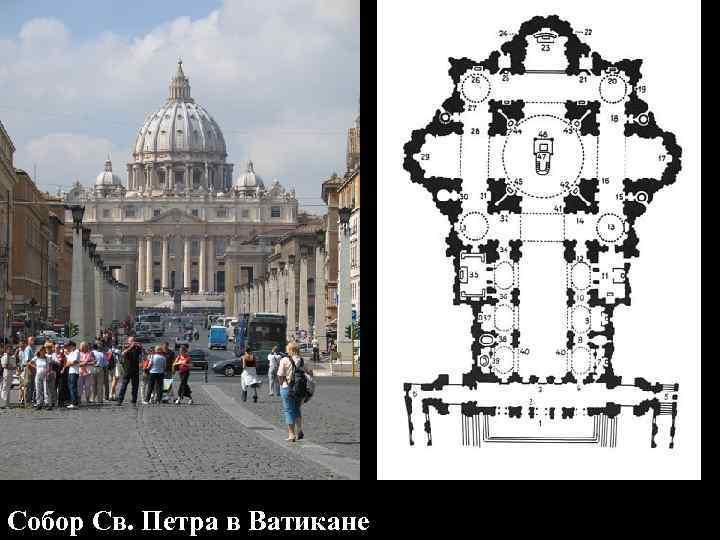 Собор Св. Петра в Ватикане