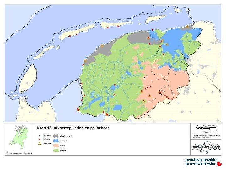 provinsje fryslân provincie fryslân