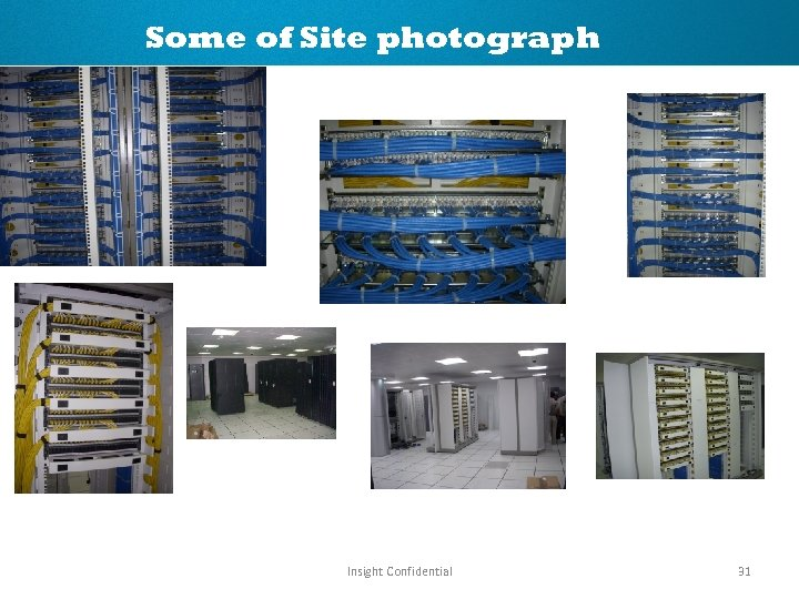 Some of Site photograph Insight Confidential 31