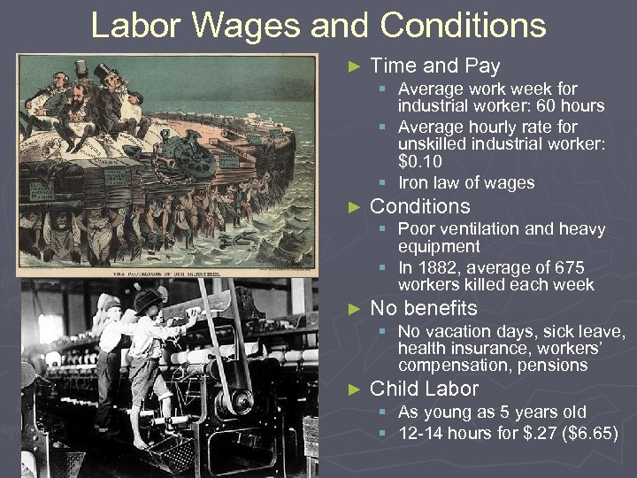 Labor Wages and Conditions ► Time and Pay § Average work week for industrial
