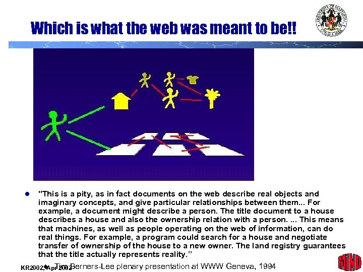 Which is what the web was meant to be!!