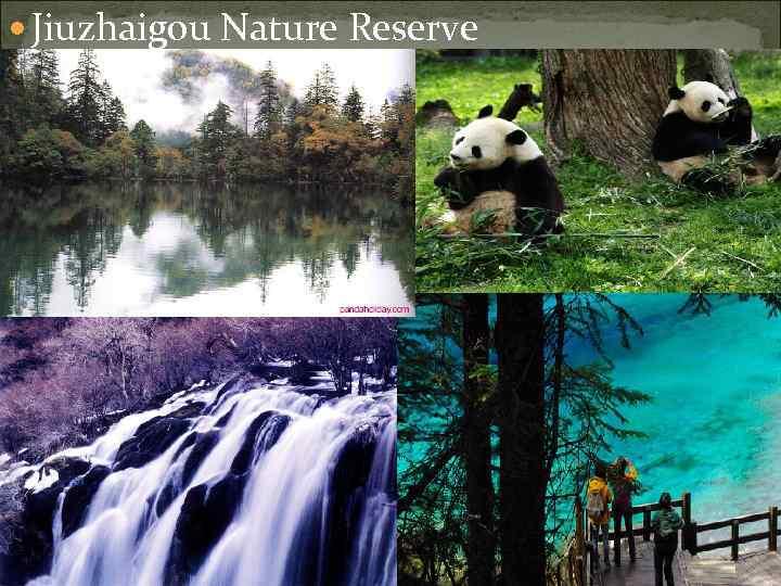 Jiuzhaigou Nature Reserve