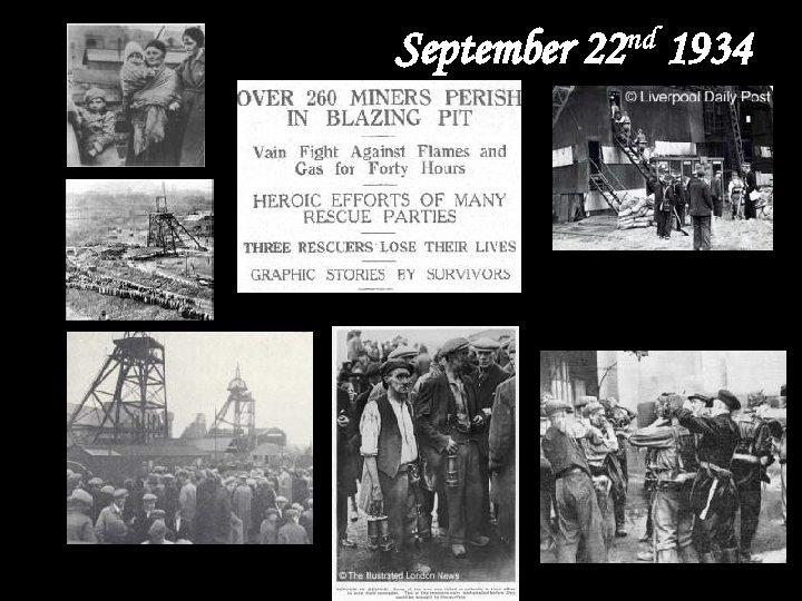 September nd 22 1934