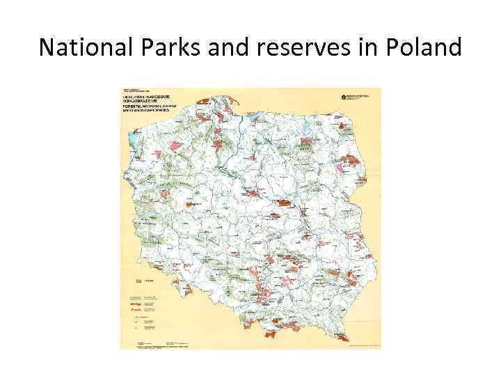 National Parks and reserves in Poland