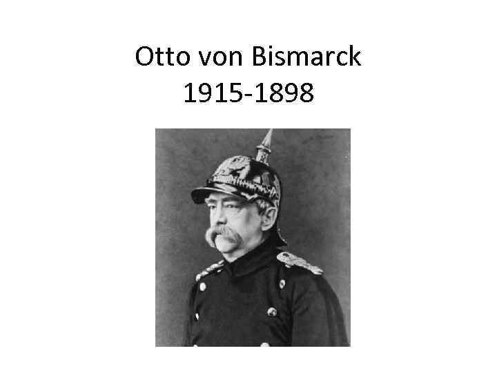 Ls 03 Otto Von Bismarck Einen Steckbrief 2