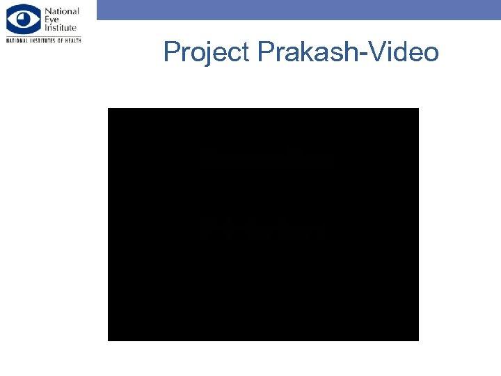 Project Prakash-Video