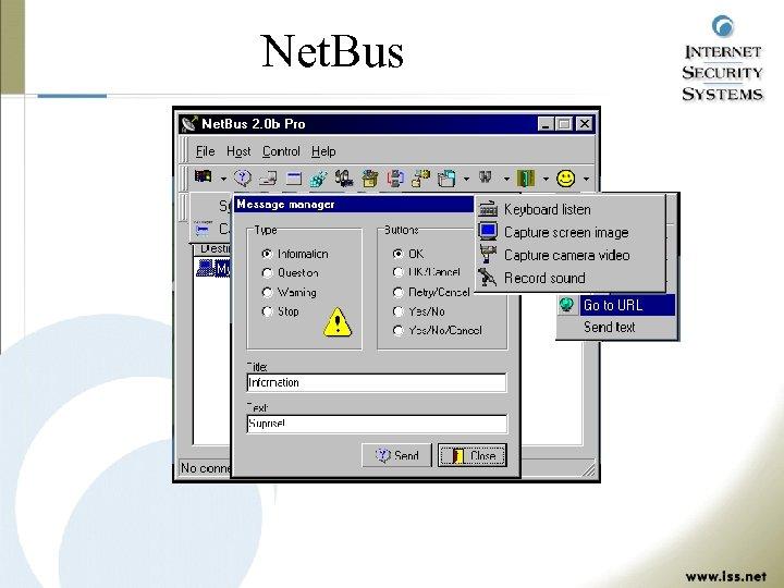 Net. Bus