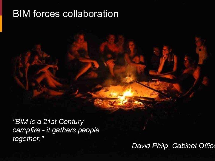 BIM forces collaboration